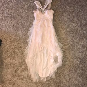 Prom High Low Dress